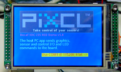 Decaf IOC-235  