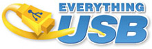 Everything USB, News, FAQs, Reviews. Worth visiting!